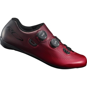 Shimano SH-RC7L Schuhe Road Comp Spd-sl red (R01) 49