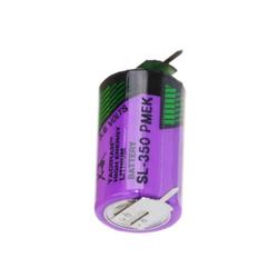 Tadiran LTC SL-350/PR Lithium-Thionylchlorid Batterie 1/2 AA Mignon 1er Print