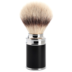 Mühle TRADITIONAL Rasierpinsel Silvertip Fibre® black
