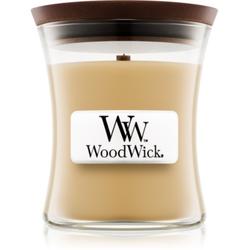 Woodwick At The Beach Duftkerze mit Holzdocht 85 g