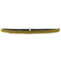Condition Culture Tassel Bond Headband Gold