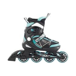 Fila Skates Inlineskates Inlineskate J-One Sky black/mint Größe M (32-36) 28-32
