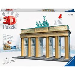 Ravensburger 3D-Puzzle Brandenburger Tor, 324 Puzzleteile, Made in Europe