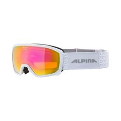 Alpina Sports Skibrille Skibrille Scarabeo jr. HM white