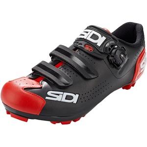 Sidi MTB Trace 2 Schuhe Herren black/red EU 47 2021 Bike Schuhe