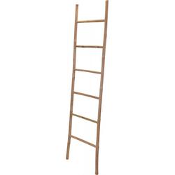 Holzleiter