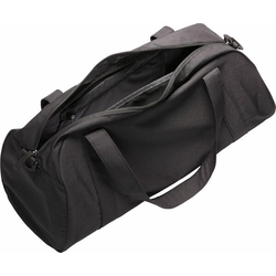 """Nike Sporttasche """"Gym Club"""" black/black/white, Gr. MISC, Baumwolle - Damen Sporttasche"""