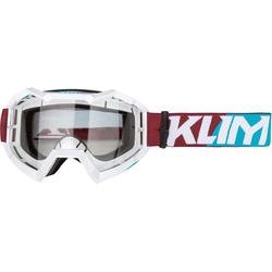 Klim Viper XC Motocross Brille, rot-blau