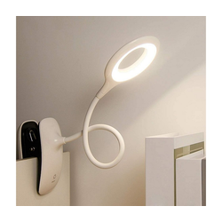 Favson LED Leselampe LED Klemmlampe Bett Leselampe Klemme mit Berührungssensor, Bett Schreibtischlampe für kinder