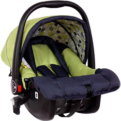 Babyschale Buggy Jazz Single, green grün  Kinder