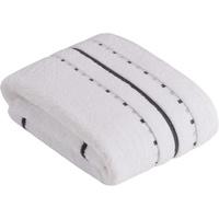 Handtuch 50 x 100 cm weiß