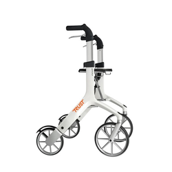 Trust Care Rollator Let's Fly weiß