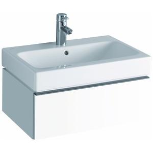 Keramag / Geberit iCon Waschtischunterschrank 595x240x477mm - Alpin matt - 841260000