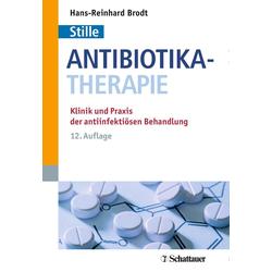 Antibiotika-Therapie: eBook von Hans-Reinhard Brodt