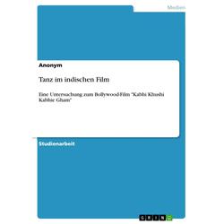 Tanz im indischen Film: eBook von