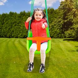 Kinderschaukel ab 1 Jahr bis 25kg Schaukelsitz Schaukel Kleinkind Gartenschaukel