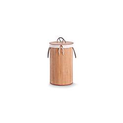 Zeller Wäschesammler Bamboo in natur