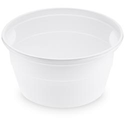 Suppenbecher weiß 500 ml, PP, Ø 12,7 cm, 50 Stk.