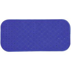 MSV Wanneneinlage CLASS PREMIUM, B: 97 cm, L: 36 cm, rutschfest, BxH: 97 x 36 cm blau