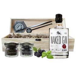 Naked Gin & Botanical Box
