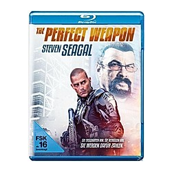 The Perfect Weapon - DVD  Filme