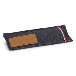 Kaweco DENIM 2 Pen Pouch Blue for 2 SPORT Pens