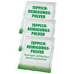WENKO Reinigungspulver Teppichreiniger (3 Beutel: je 420 g)