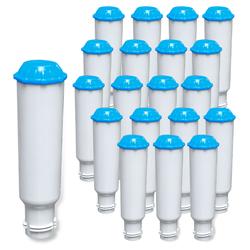 20x Scanpart Filter kompatibel mit Claris 461732 Wasserfilter AEG Bosch Krups Siemens Neff
