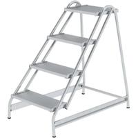 Günzburger Aluminium-Arbeitspodest 4 Stufen 50052