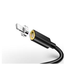 mcdodo Magnet Kabel 2,4A USB iOS Ladekabel Magnetisch Stecker Schnell Datenkabel Sync Lightning USB-Kabel