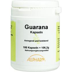 Guarana Kapseln