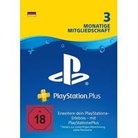 Sony PS Plus Mitgliedschaft 3 Monate (DE)