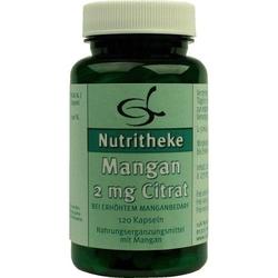 MANGAN 2 mg Citrat 120 St