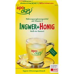 APODAY Ingwer+Honig+Vitamin C Pulver 100 g