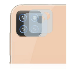 BROTECT Schutzfolie für Cubot X20 Pro (nur Kamera), (2 Stück), Folie Schutzfolie klar