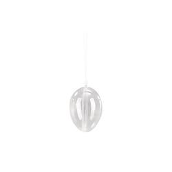 Rayher Plastik-Figur Ei 2-tlg. 8 cm 1 St.