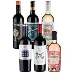 6er-Paket Spanien - Weinpakete