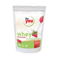FOR YOU whey protein isolate recovery Jogh.-Himb. 840 g