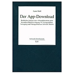 Der App-Download. Samir Buhl  - Buch