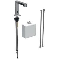 GEBERIT Brenta Sensor-Armatur inkl. mit AP-Funktionsbox chrom 116.175.21.1