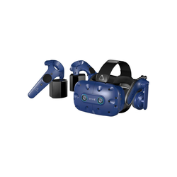 HTC Vive Pro Eye Virtual-Reality-Headset (2880 x 1600 px, AMOLED)