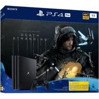 Sony PS4 Pro 1TB schwarz + Death Stranding (Bundle)