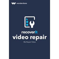 Wondershare Recoverit Video Repair Tool für Mac