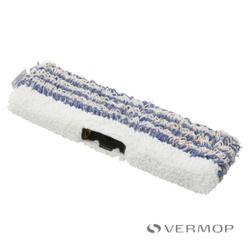 VERMOP Mag Twixter Mop, Breite: 40 cm, für Mag System, Mag Twixter Tronic, Farbe: blau