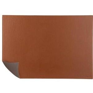 Alassio Schreibunterlage 52001, cognac, Echt Leder, blanko, 65 x 45cm
