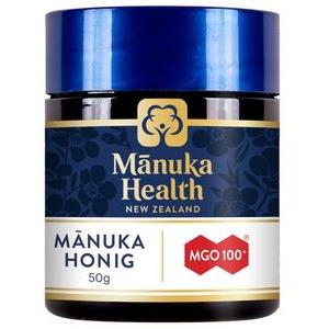 Manuka-Health Honig Manuka Honig MGO 100+, aus Neuseeland, 50g