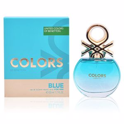 COLORS BLUE eau de toilette spray 50 ml