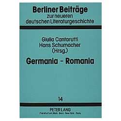 Germania - Romania - Buch
