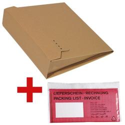 Ordner-Versandkartons »Professional« 8,5/32,0/29,2 cm - 25 Stück inkl. Dokumente rot, OTTO Office, 8.5x29.2x32 cm