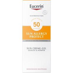 EUCERIN Sun Allergie Gel 50+ 150 ml